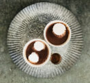 Hot Chocolate with Bourbon Marshmallows